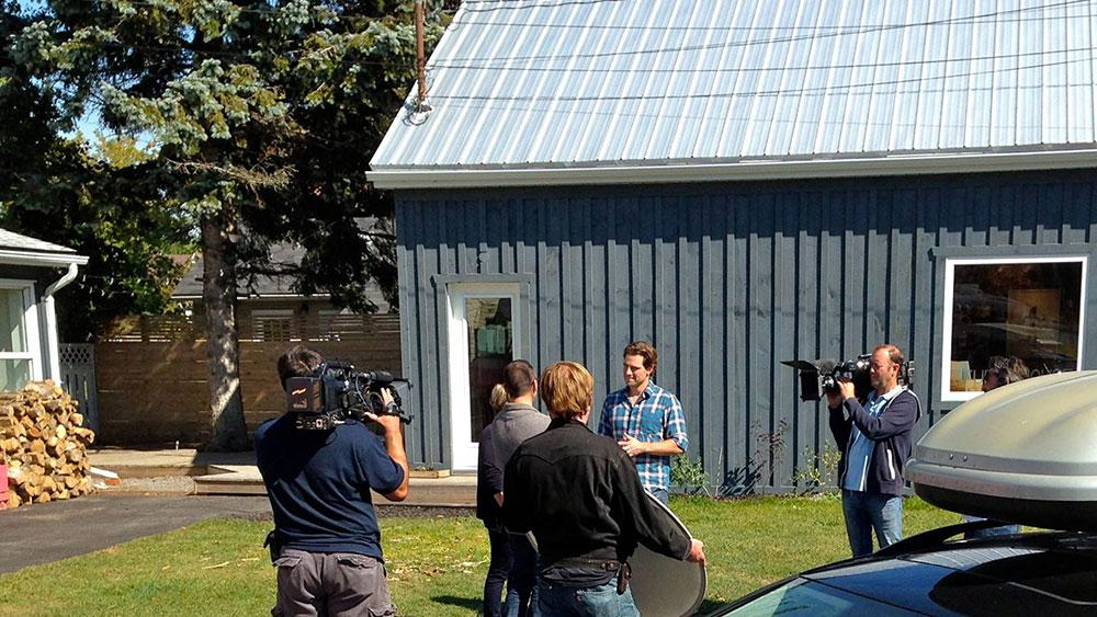 Scott McGillivray & HGTV come to Prince Edward County